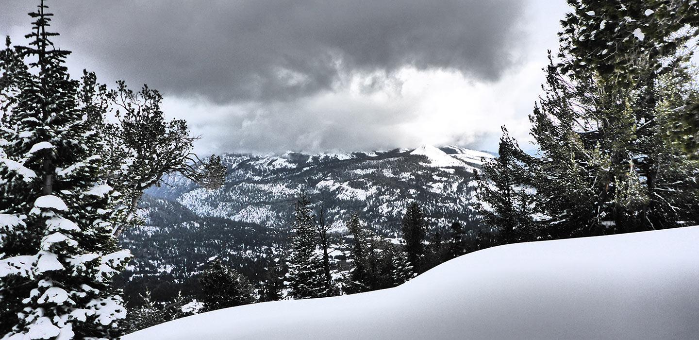 Lake Tahoe Winter Trails